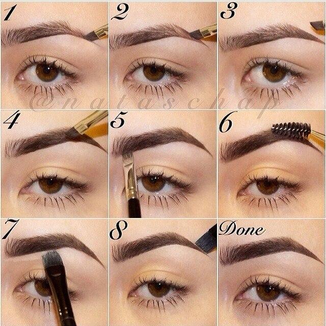 Perfect Brows Makeup Tiptuesday Kimberly Steward