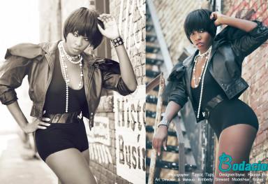 Bodacious - Model ::: Diary