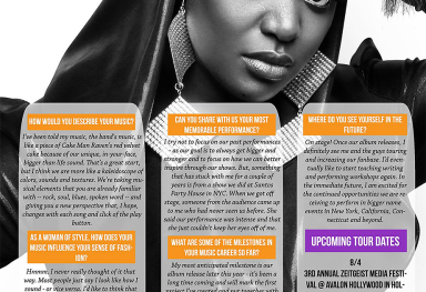 (i am) isis in Seek.Me Magazine