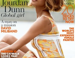 Get The Look - Jourdan Dunn